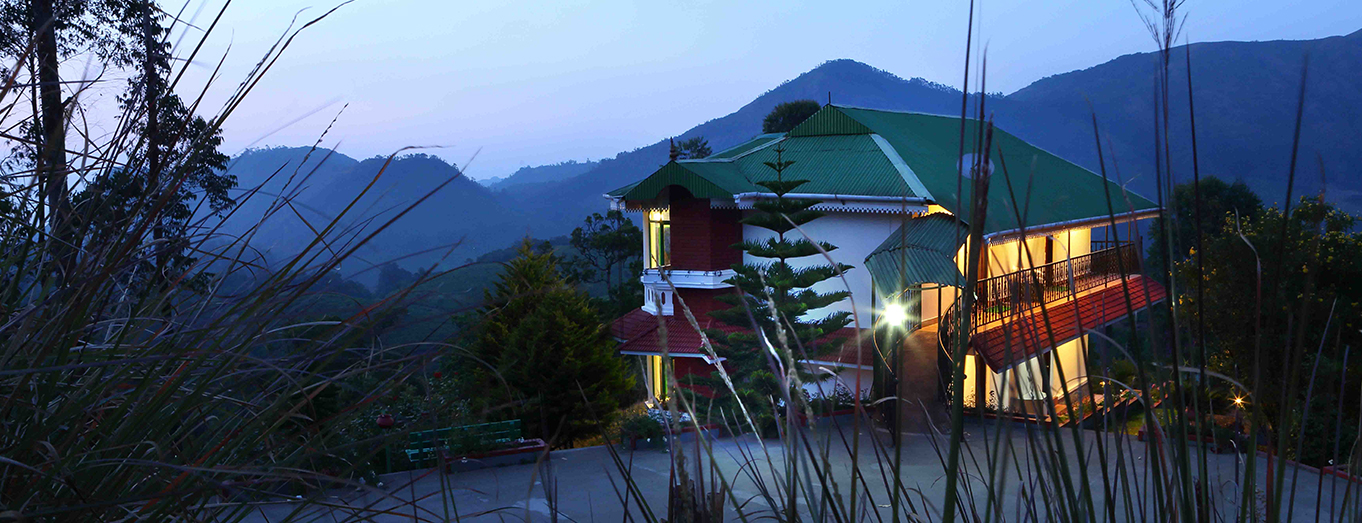 Family Resort In Munnar , Resort in Munnar with Luxury Rooms